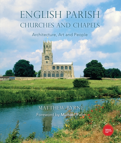 English Parish Churches and Chapels - Art Architecture and People - cover