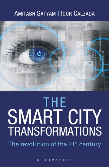 The Smart City Transformations - The Revolution of The 21st Century - cover