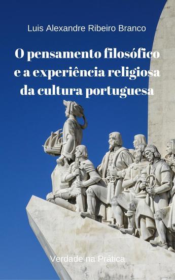 O pensamento filosófico e a experiência religiosa da cultura portuguesa - cover