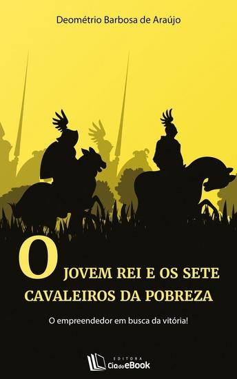 O jovem rei e os sete cavaleiros da pobreza - cover
