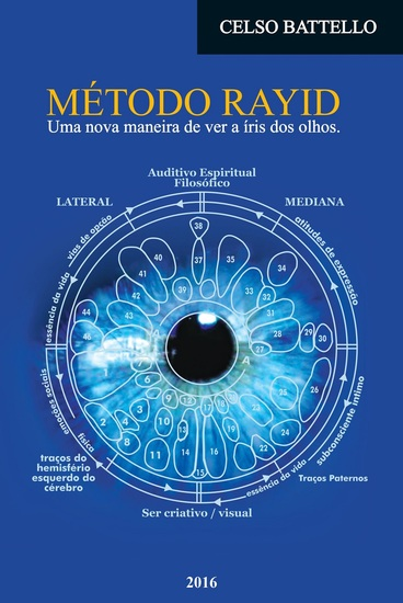 Método Rayid - Uma nova maneira de ver as íris dos olhos - cover