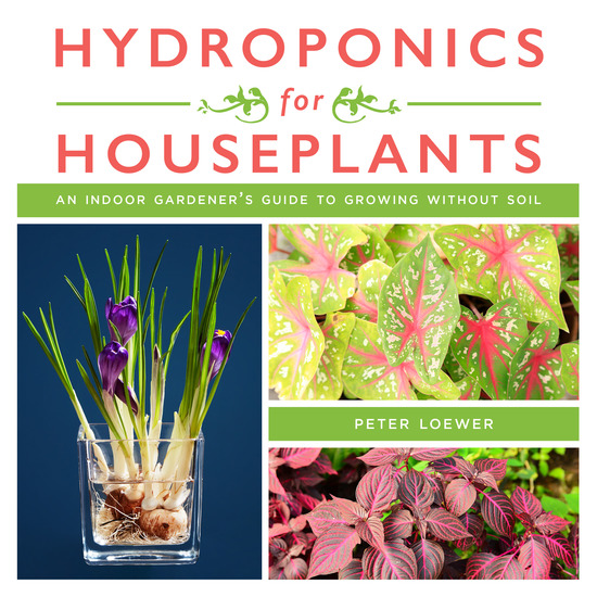 Hydroponics for Houseplants - An Indoor Gardener's Guide to Growing Without Soil - cover