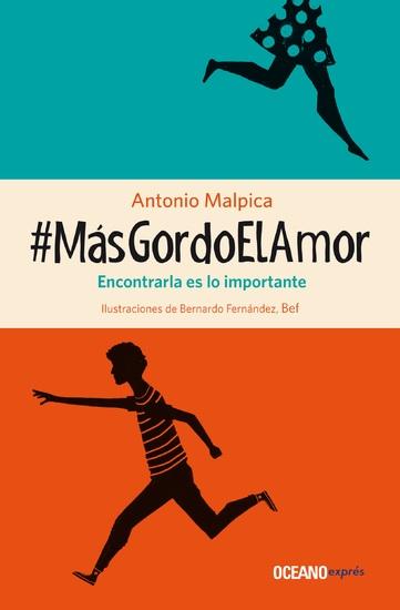 #MásGordoElAmor - cover