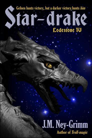 Star-drake - Lodestone Tales #4 - cover