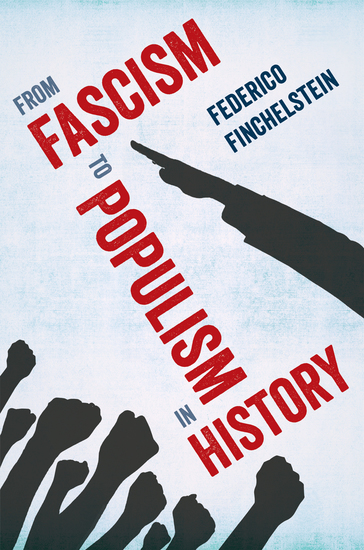 From Fascism to Populism in History - cover