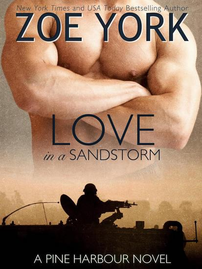 Love in a Sandstorm - Pine Harbour #6 - cover