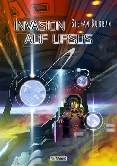 Der Ruul-Konflikt Prequel 2: Invasion auf Ursus - cover