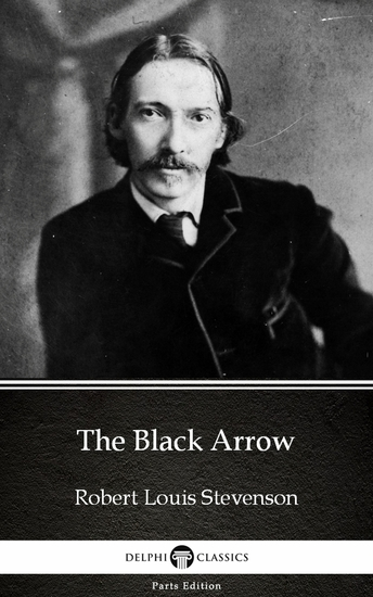 The Black Arrow by Robert Louis Stevenson (Illustrated) - cover