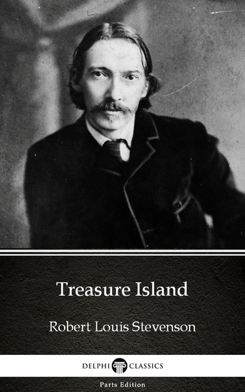 Treasure Island by Robert Louis Stevenson (Illustrated) - cover