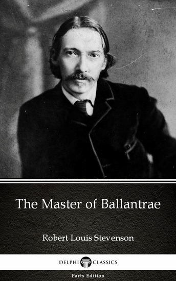 The Master of Ballantrae by Robert Louis Stevenson (Illustrated) - cover