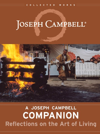 A Joseph Campbell Companion - Reflections on the Art of Living - cover