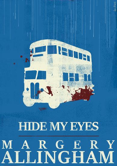 Hide My Eyes - cover