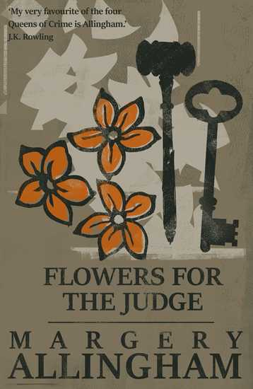 Flowers for the Judge - cover