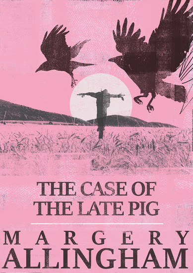The Case of the Late Pig - cover