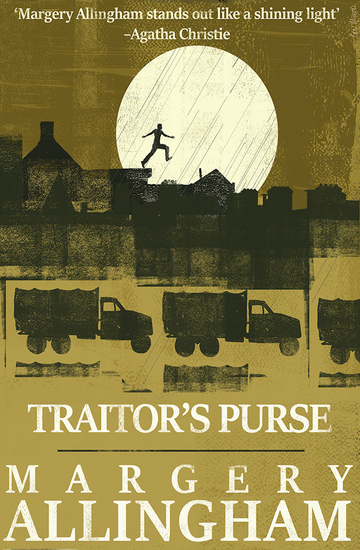 Traitor's Purse - cover