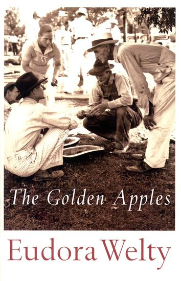 The Golden Apples - cover