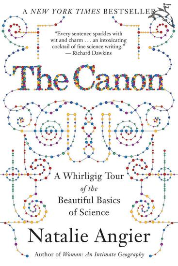 The Canon - A Whirligig Tour of the Beautiful Basics of Science - cover
