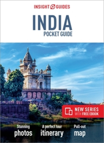 Insight Guides Pocket India (Travel Guide eBook) - cover