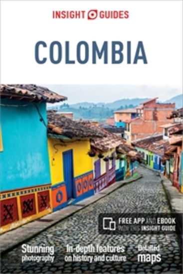 Insight Guides Colombia - cover