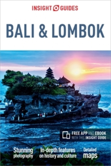 Insight Guides Bali and Lombok - cover