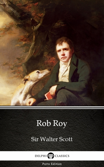 Rob Roy by Sir Walter Scott (Illustrated) - cover