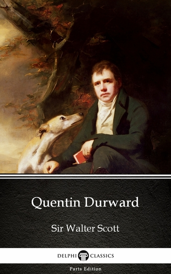 Quentin Durward by Sir Walter Scott (Illustrated) - cover