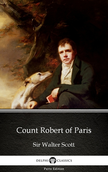 Count Robert of Paris by Sir Walter Scott (Illustrated) - cover