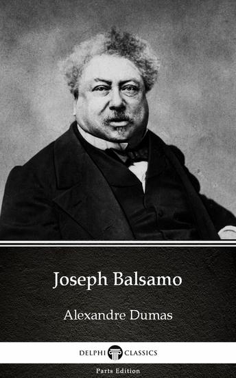Joseph Balsamo by Alexandre Dumas (Illustrated) - cover