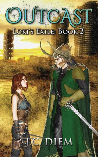 Outcast - Loki's Exile #2 - cover
