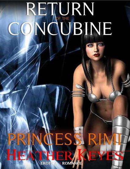 Return of the Concubine - Futa Princess Rimi - cover