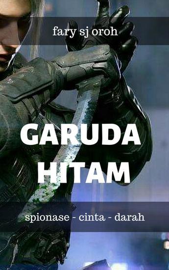 Garuda Hitam - cover