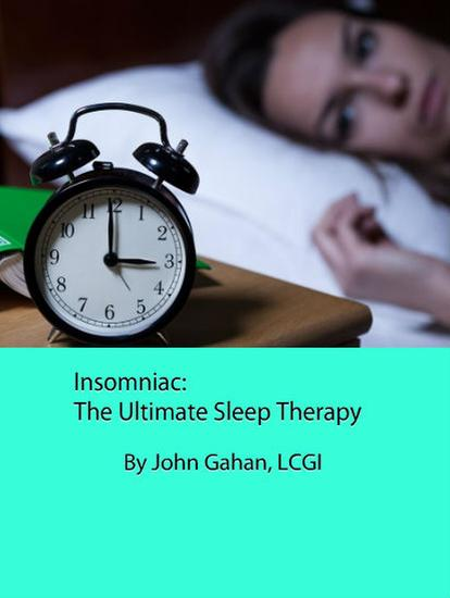 Insomniac: The Ultimate Sleep Therapy - cover