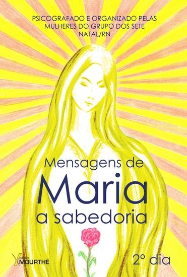 Mensagens de Maria - A sabedoria - A sabedoria - cover