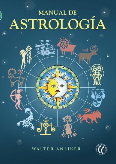 Manual de astrología - cover