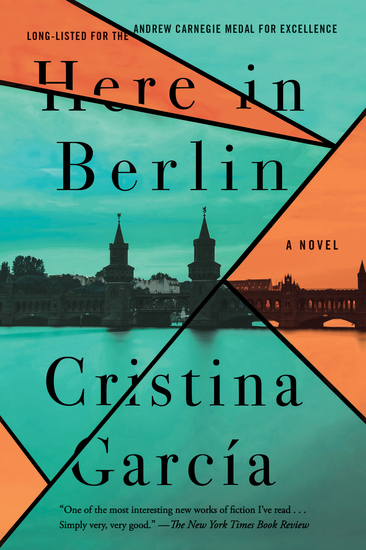 Here in Berlin - A Novel - cover