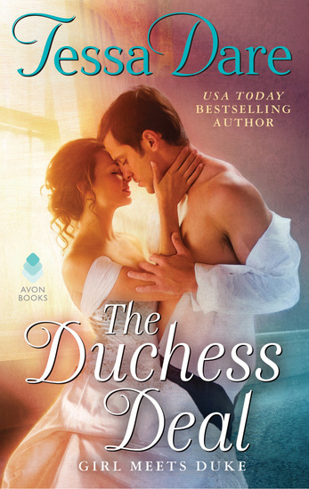 The Duchess Deal - Girl Meets Duke - cover