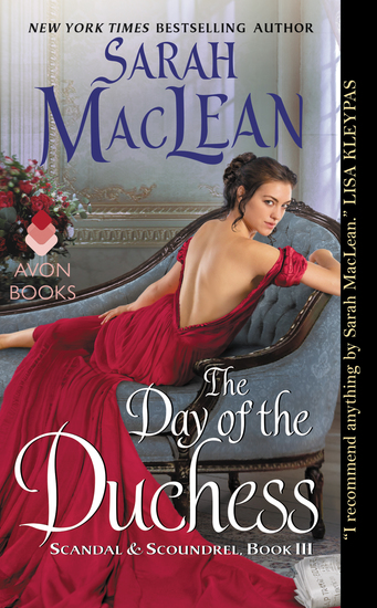 The Day of the Duchess - Scandal & Scoundrel Book III - cover