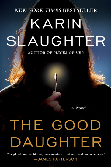 The Good Daughter - A Novel - cover