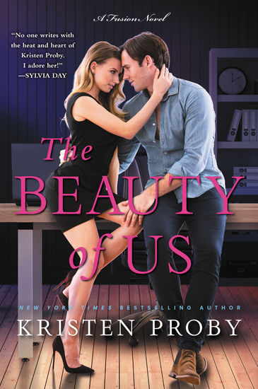 The Beauty of Us - A Fusion Novel - cover