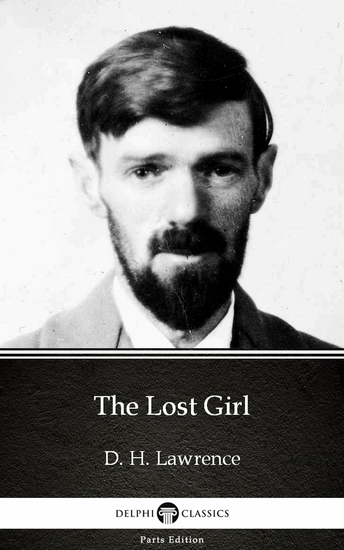 The Lost Girl by D H Lawrence (Illustrated) - cover