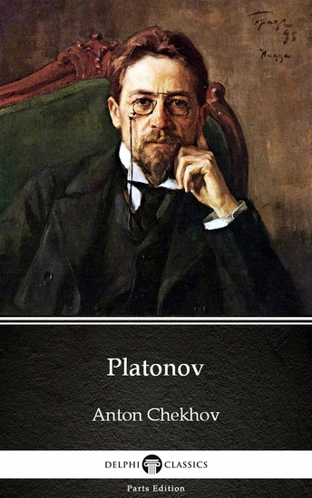 Platonov by Anton Chekhov (Illustrated) - cover
