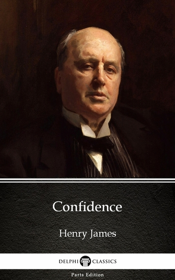 Confidence by Henry James (Illustrated) - cover