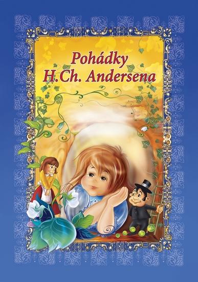 Pohádky HCh Andersena - cover