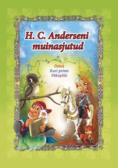 H C Anderseni muinasjutud - cover