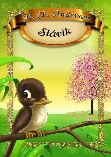 Slávik - cover