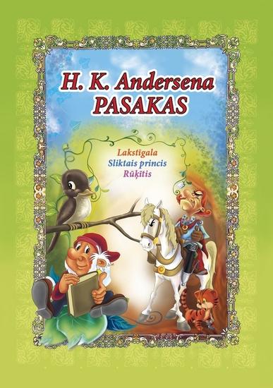 H K Andersena PASAKAS - cover