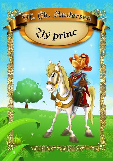 Zlý princ - cover