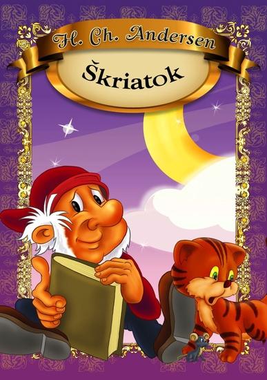 Škriatok - cover