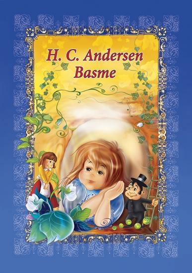 H C Andersen Basme - cover