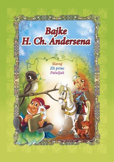 Bajke H Ch Andersena - cover